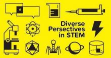diversity in stem logo